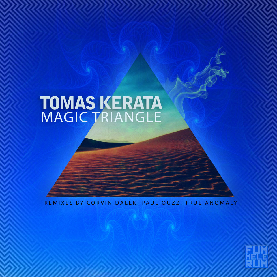 Magic Triangle Cover